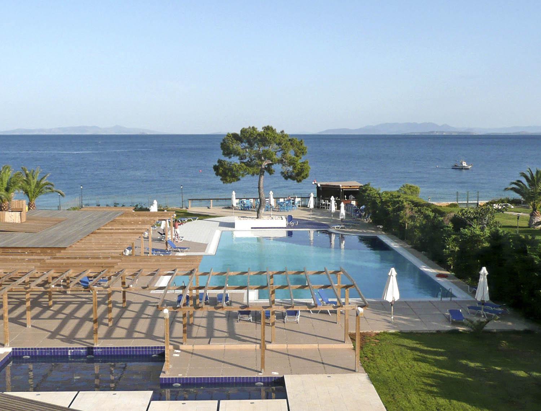 Kinettta Beach Resort Spa Landscape Roidis Kinetta 5 4 1 3