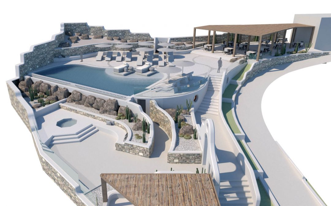 New project in Mykonos island