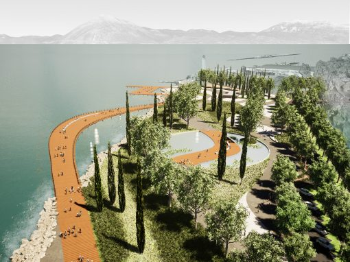 PANHELLENIC ARCHITECTURE COMPETITION FOR THE REDESIGN OF PATRA'S WATERFRONT